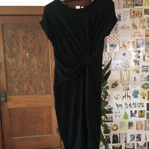 Soft tied dress